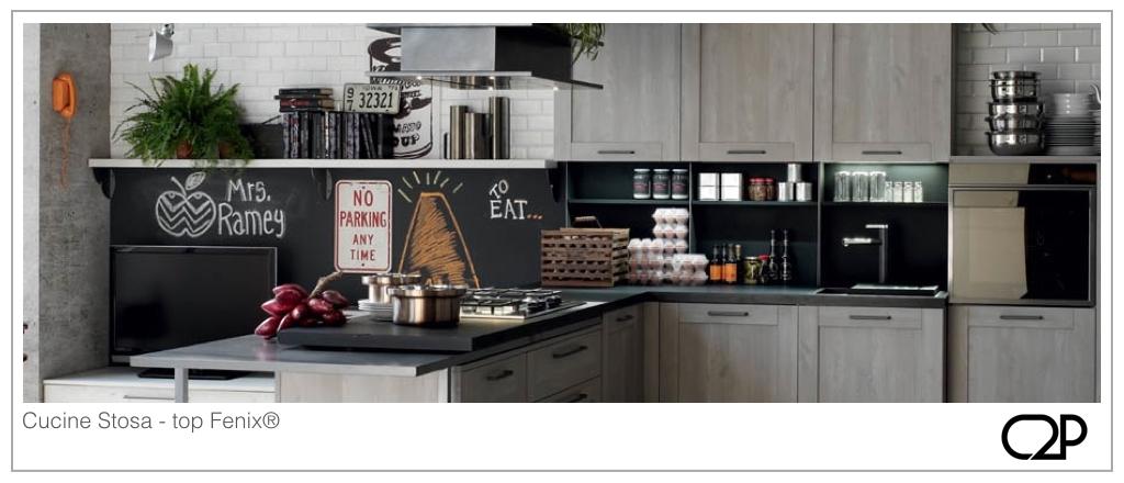 Design il piano cucina - Top cucina fenix prezzo ...