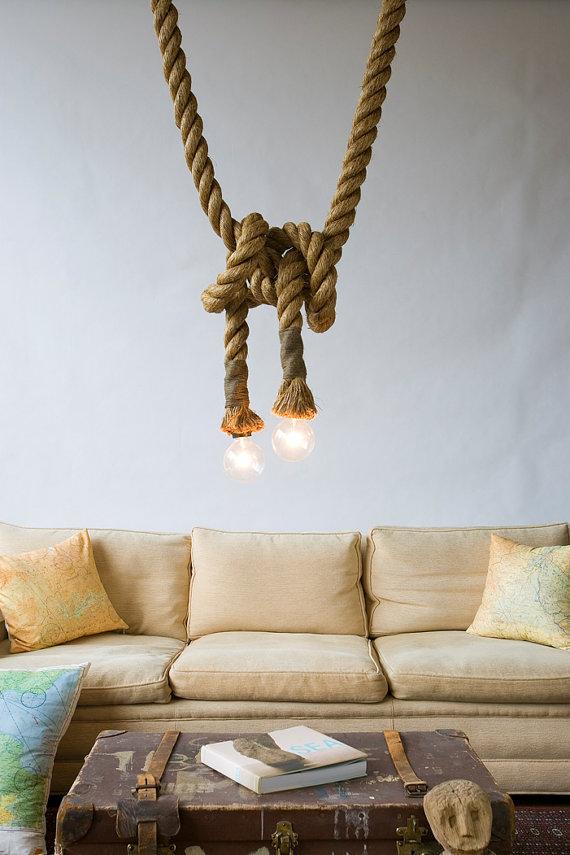 lampada con corda 1